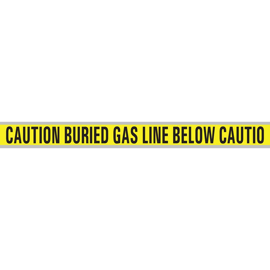 Gas Metal Detectable Tape