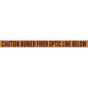 Fiber Optic Cable Metal Detectable Tape