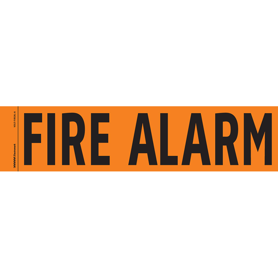 """Fire Alarm Markers"