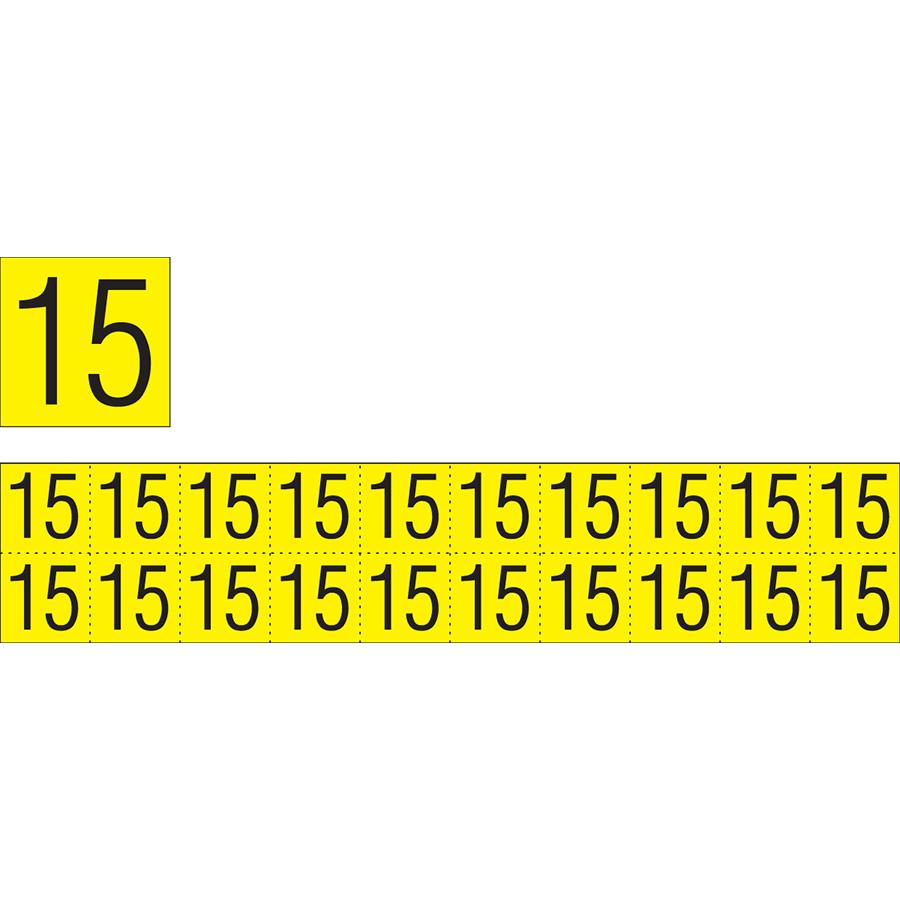 """15 ""Luminaire Labels"