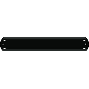 """1"""" Character  Permagrave®  Holder - Fits 10 Characters"""