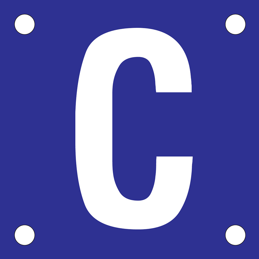 "Letter ""C"" Phase Markers"