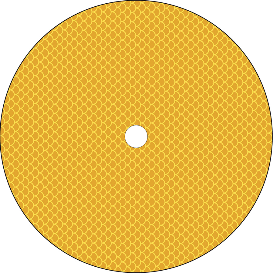 Yellow Phase Disc