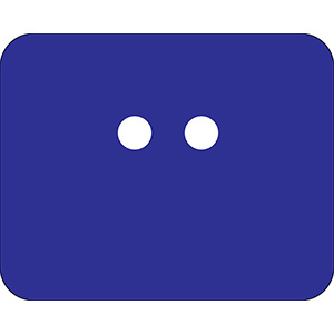Blue Polyester URD Tag Kit