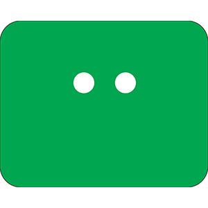 Green Polyethylene URD Tag Kit