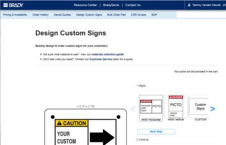 Design Your Own Custom Sign