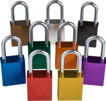SafeKey Lockout Padlock
