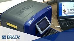 Brady Benchtop Sign and Label Printers