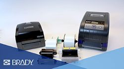 Brady BBP®30 and BBP®33 Label Printers