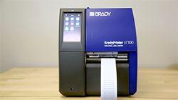 BradyPrinter I7100 Industrial Label Printer