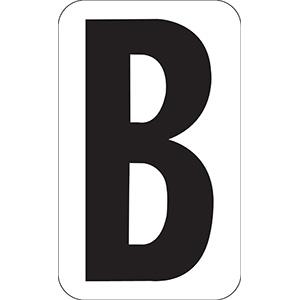 """B"" Phase Label"