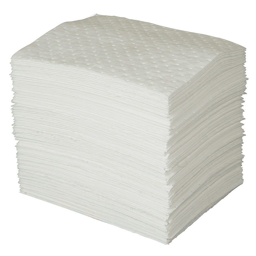 Intermediate Oil Only Absorbent Pads - Heavy Weight