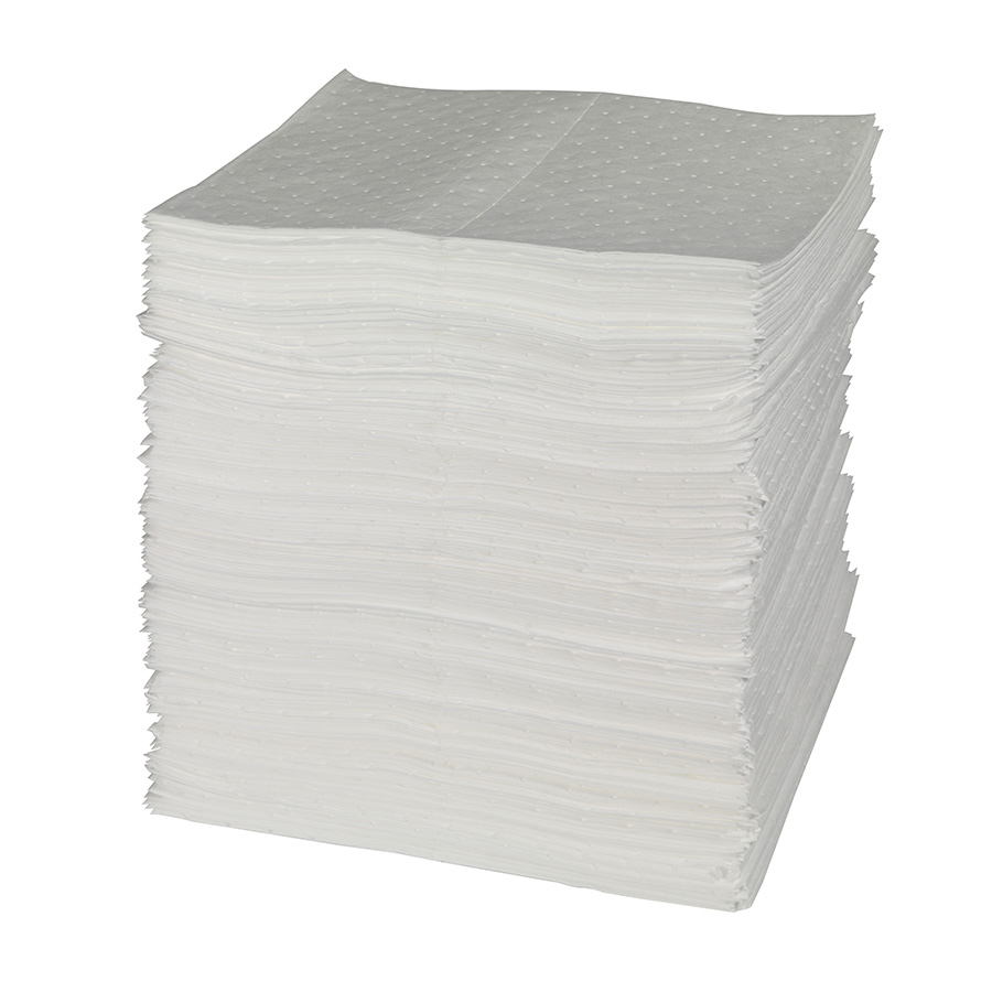 Intermediate Oil Only Absorbent Pads - Light Weight