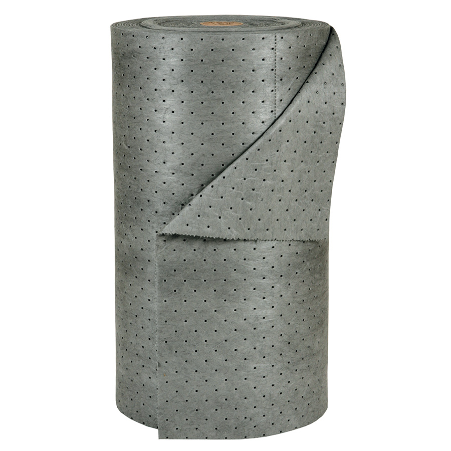 "30"" Enhanced Universal Absorbent Roll - Heavy Weight"