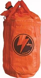 Single-Use Pole-Mounted Transformer Bag