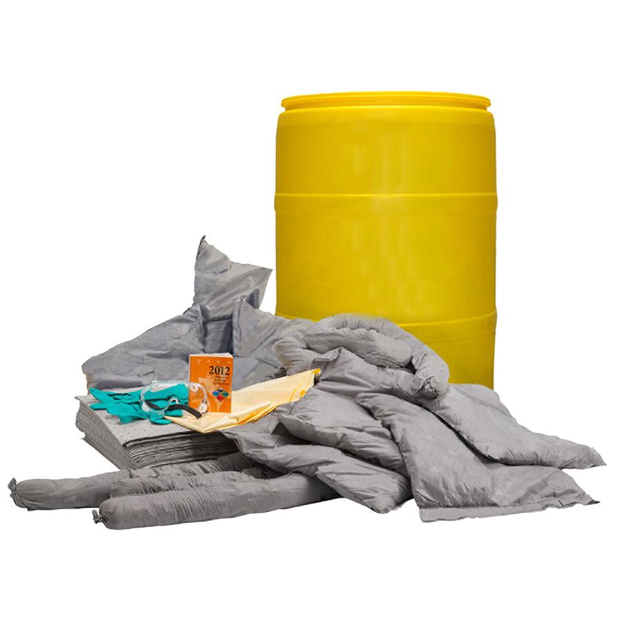 55-Gallon Substation Spill Kit